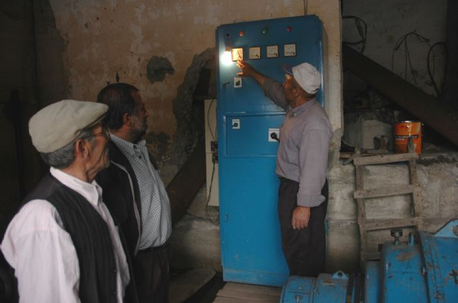 Kendi Elektriğini Üreten Köylüler, Kesintiden Etkilenmedi