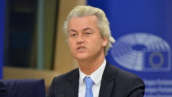 Geert Wilders ile İsrail arasındaki ilişkileri araştırdığı iddia edildi.