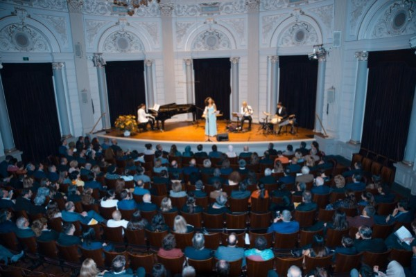 A'dam Yunus Emre Konserinde Barış ve Sevgi mesajı