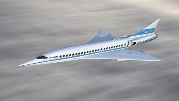 'Baby Boom' dünyanın en hızlı uçağı olacak Londra-New York arasını 3.5 saat