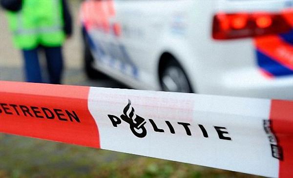 Enschede kentinde bir kuaför dükkanında dehşet yaşandı.