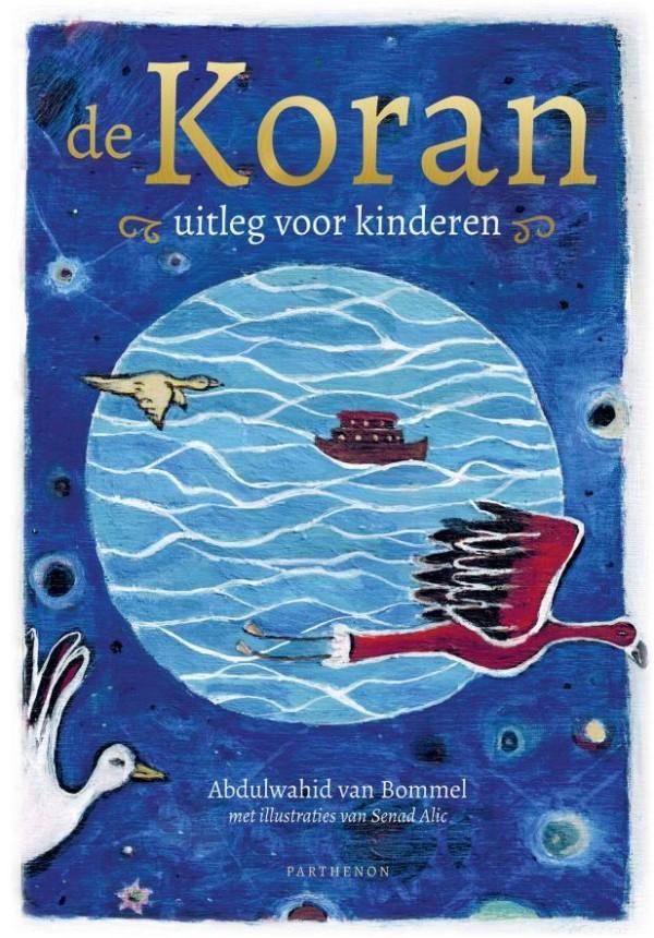 """HDV'nin desteklediği Hollandaca """"Çocuklar için Kuran"""" Yayını"""