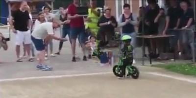 Hollanda'da Finale bir adım kala bakın ne yaptı