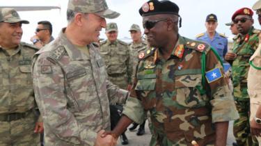 Türkiye'nin yurt dışındaki en büyük askeri üssü açıldı