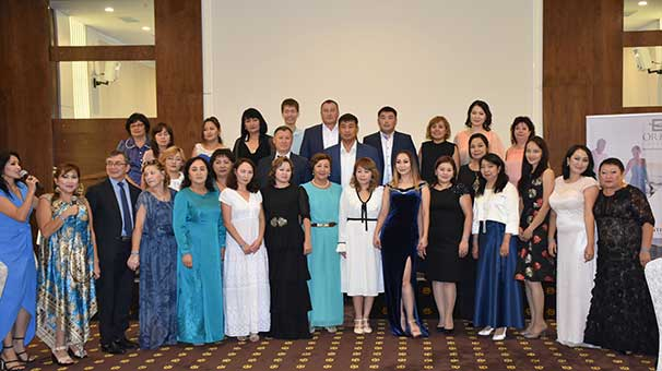 64 IŞ ADAMI KAZAK YATIRMCILAR SENTEDİO ORKA HOTELDE BULUŞTU
