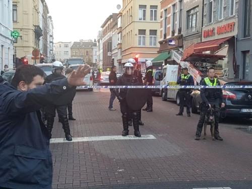 Belçika'da PKK'lılar Vatandaşlarımıza Saldırdı