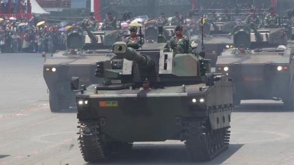 'Türk Kaplanı' Endonezya'da görücüye çıktı