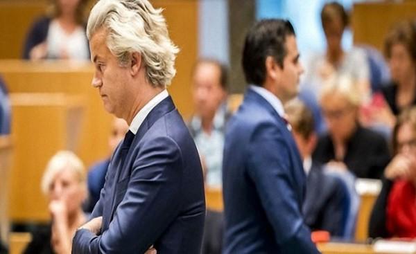 Tunahan Kuzu, Irkçı ve Müslüman Düşmanı Wilders'e Ağzının Payını Böyle Verdi