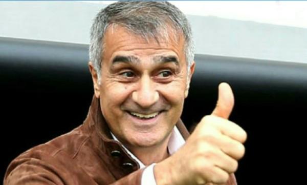 Beşiktaş Teknik Direktörü Şenol Güneş Tarihe Geçti
