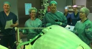 Hollanda'da Ameliyatsız Mide Küçültme Operasyonu Yapıldı