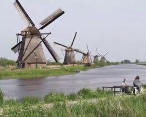 Hollanda'da tarihi kuraklık yaşanabilir