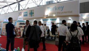 Hollanda'da Uluslararası Özel Etiket Ticaret Fuarı'nda Türk ürünlerine ilgi