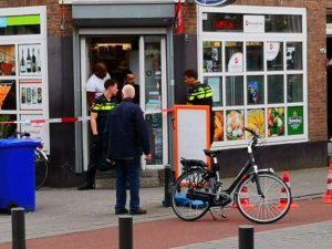 Rotterdam-Zuid'de Sokak Ortasında Silahlı Saldırı