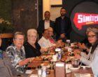 Simitçi Dünyası Bölgeki Kimsesiz Yaşlılara Yemek Verdi