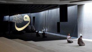 Modern yeraltı camisi ödüle doymuyor