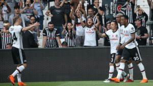 Beşiktaş sezonu dördüncü tamamladı