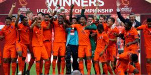 U17 Avrupa Şampiyonu Hollanda!