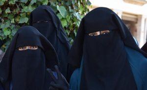 Hollanda'da Burka ve Peçe Yasağı Onaylandı