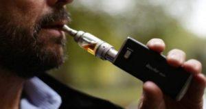 Elektronik sigara içenler de 'kanser' soluyor