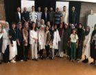 Hollanda'da Huzurevi ve Mülteci Kampında Bayram Şenliği