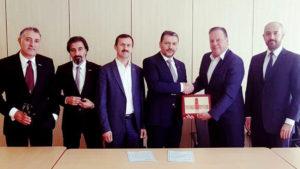 Hollanda Müsiad ile Netuba Anlaşma İmzaladı