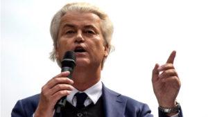 Hollanda Ulusal Güvenlik Koordinatörü'nden Muhammed Peygamber Karikatür Yarışmasına İzin