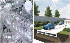 Dünyanın İlk Plastik Yolu Hollanda'da Yapılıyor