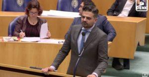 DENK'in yasaklanmasını isteyen PVV'ye Tunahan Kuzu'dan sert tepki