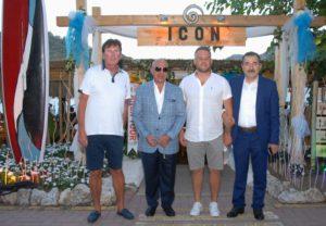 TURİZM'DE IKON BEACH CLUB EN TECİH EDİLEN POPÜLER MEKAN OLACAK
