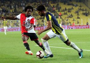 Fenerbahçe: 3 – Feyenoord: 3