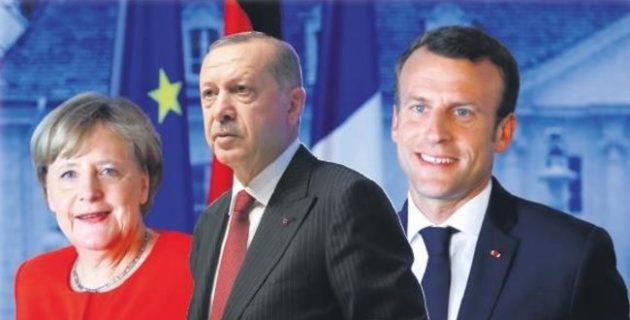 Avrupa'nın tavrı Türkiye'den yana