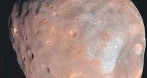 Ay'da su sürprizi