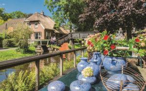 Hollanda'nın Venediğ: Giethoorn