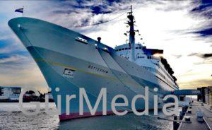SS-Rotterdam 10 Yıldır Katendrecht Limaninda