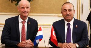 Hollanda ile Türkiye Büyükelçileri Tekrardan Atayacak