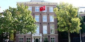 Amsterdam Başkonsolosluğuna saldırı düzenlendi