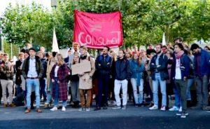 """Hollanda'da Üniversitelerde """"Ulusal Eylem Haftası"""""""