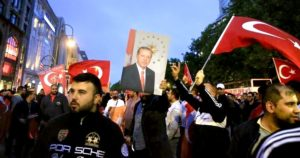 Almanya Cumhurbaşkanı Erdoğan'ın ziyaretini bekliyor