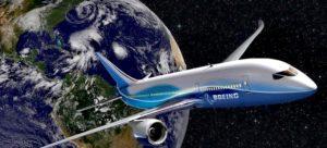 Uçaklar neden uzayda seyahat edemez?