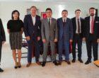 NETUBA Yeni Göreve Başlayan Rotterdam T C. Baskonsolosunu ziyaret Etti