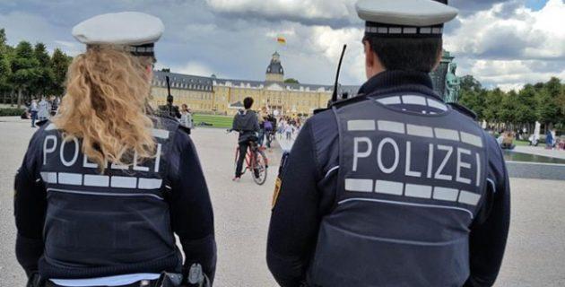 Erdoğan'ı koruyan Alman polisinde Neonazi skandalı