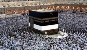 Suudi Arabistan'da Türk hacıyı kurtaran kişi ödüllendirildi
