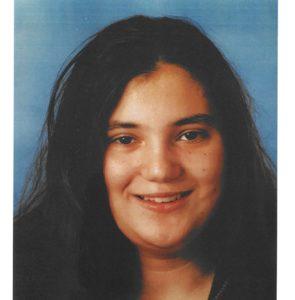 19 yaşında Türk kızı Aynur Kayıp