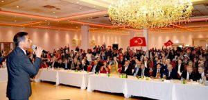 Hollanda'da 'Türk Kültür Şöleni' Coşkuyla Kutlandı