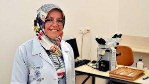 """Dr. Oltulu, """"Dünya Patolojisinde En Etkin 100 İsmi""""arasına girdi"""