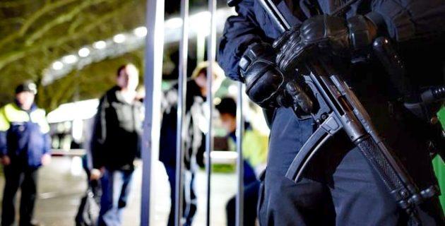 Hollanda'da cihatçı hücresine sızan polisler saldırıyı önledi