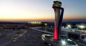 İstanbul Yeni HavalimanıSiemens'e Emanet