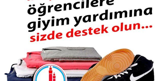 Hollanda Sivaslılardan Öğrencilerimiz Üşümesin yardım kampanyası