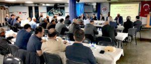 HDV'nin Yeni Yönetim Şekli şubelere anlatıldı
