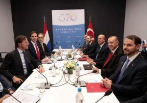Cumhurbaşkanı Erdoğan, Hollanda Başbakanı Rutte ile Görüştü – Buenos